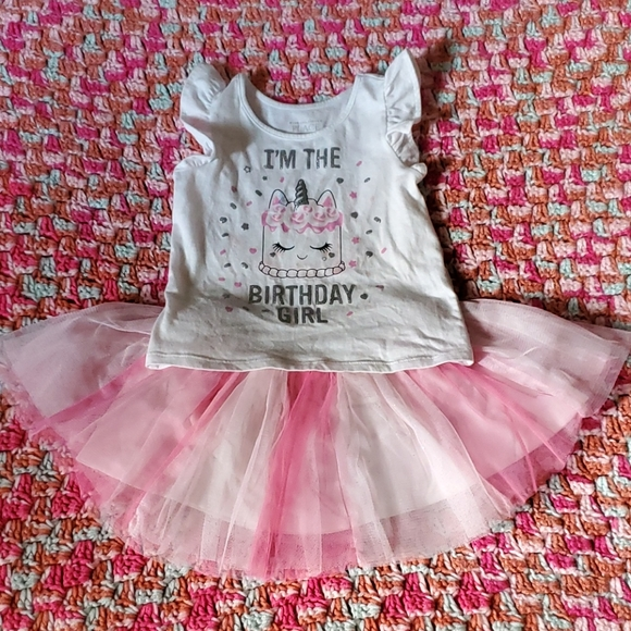 Birthday girl outfit